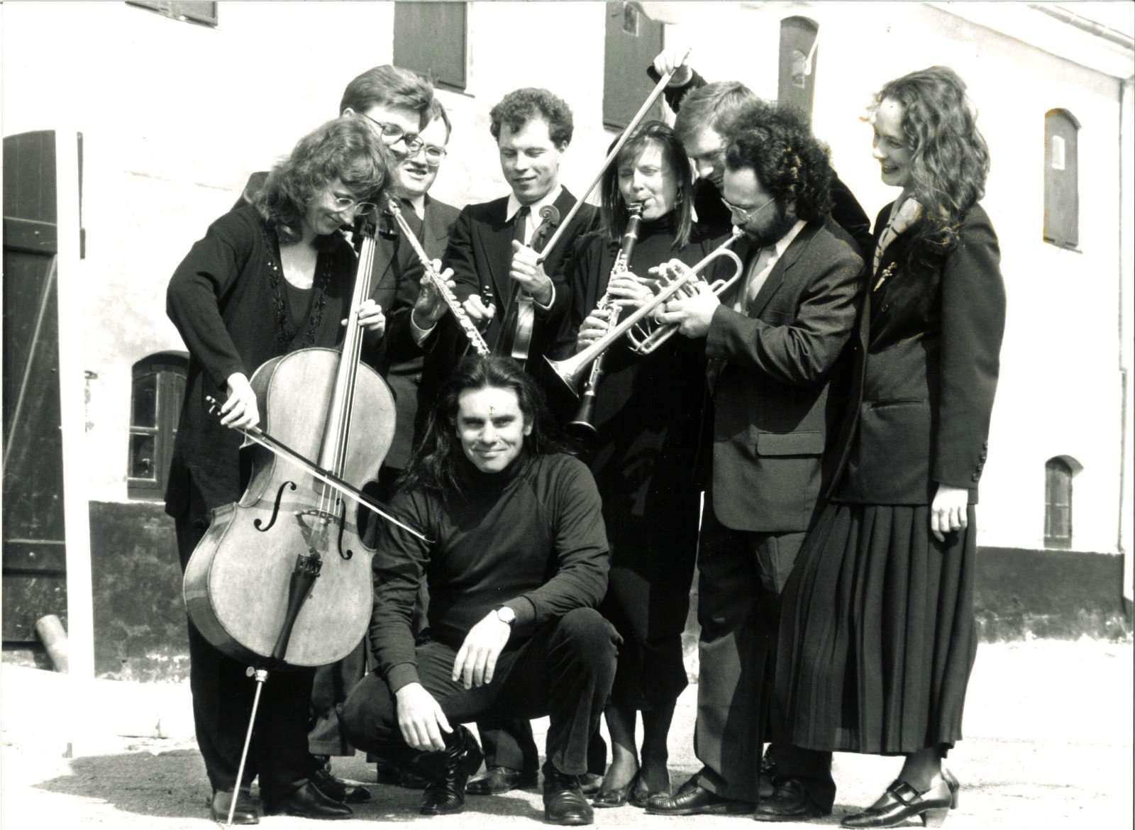Storstrøms Kammerensemble og Lyndon Terracini