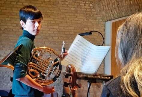 USK horn, foto bjørn Meldgaard