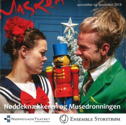 Nøddeknækkeren og Musedronningen, plakat 2018